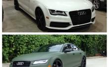 Audi- Color Change