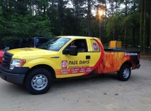 Emergency Services Vehicle Wrap