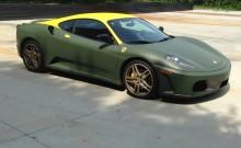 Ferari Vehicle Color Change - Deadline Design LLC of Atlanta
